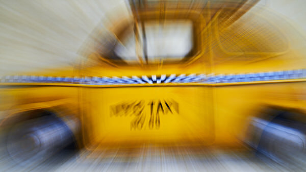 Y wie Yellow (Jaaa! DAS Taxi, mal gaaanz anders!)