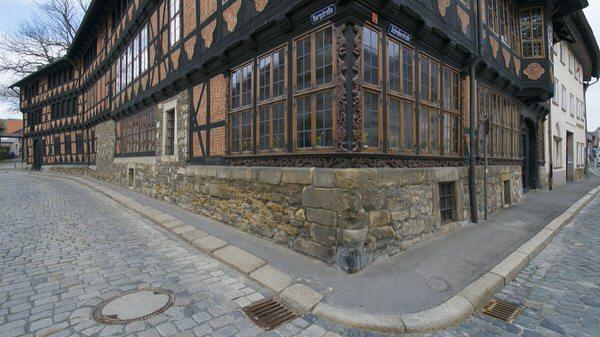 Fachwerkhaus in Goslar, Harz