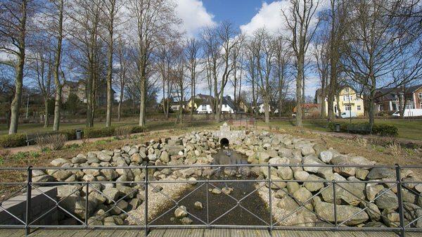 Mündung des Lachsenbaches, Eckernförde