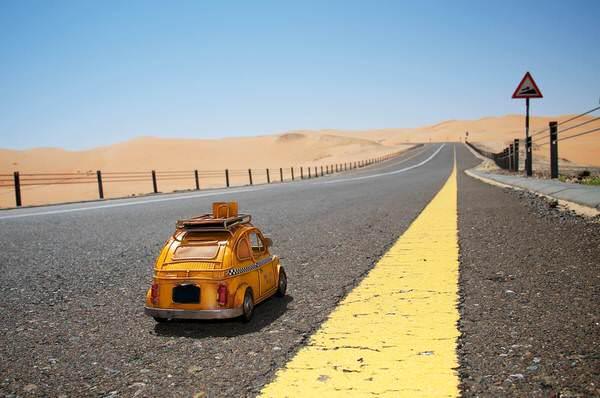 Taxi nach Abu Dhabi, Vereinigte Arabische Emirate