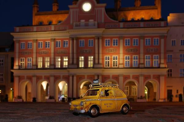 Taxi nach Rostock, Deutschland