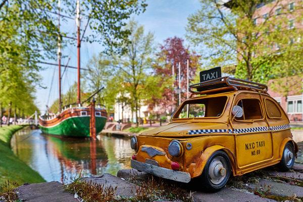 Taxi nach Papenburg, Deutschland